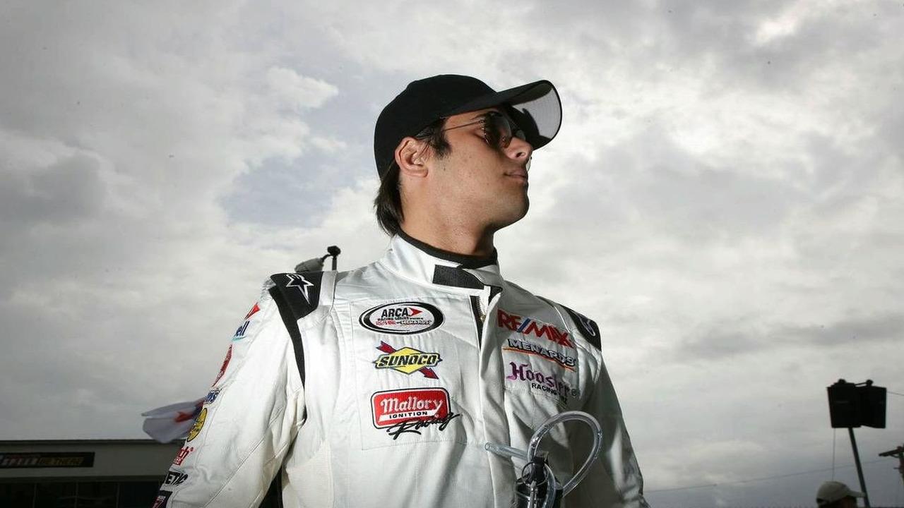 Nelson Piquet (BRA) ESR Toyota Eddie Sharp - ARCA Practice, Qualifying and Race, Daytona International Speedway, 04-06.02.2010 Daytona, USA