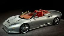 Spyker C8 Aileron Spyder world debut