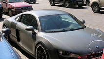 Audi Inspired BMW R8 Appears on the Street