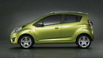 2010 Chevrolet Spark: New pics and details released ahead of Geneva Debut