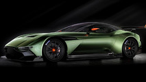 Aston Martin downplays rumors of a street-legal Vulcan