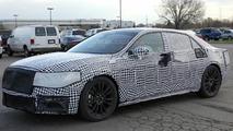 Lincoln Continental prototype still wears full body camo in latest spy shots