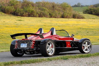 Need a Track Toy with Corvette Power? Meet the Deronda G400