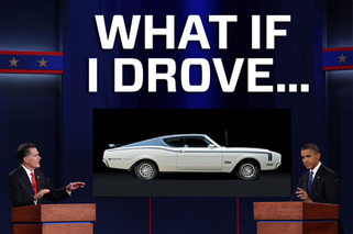 Bold Answers: What Should The Candidates Drive To the Presidential Debate?