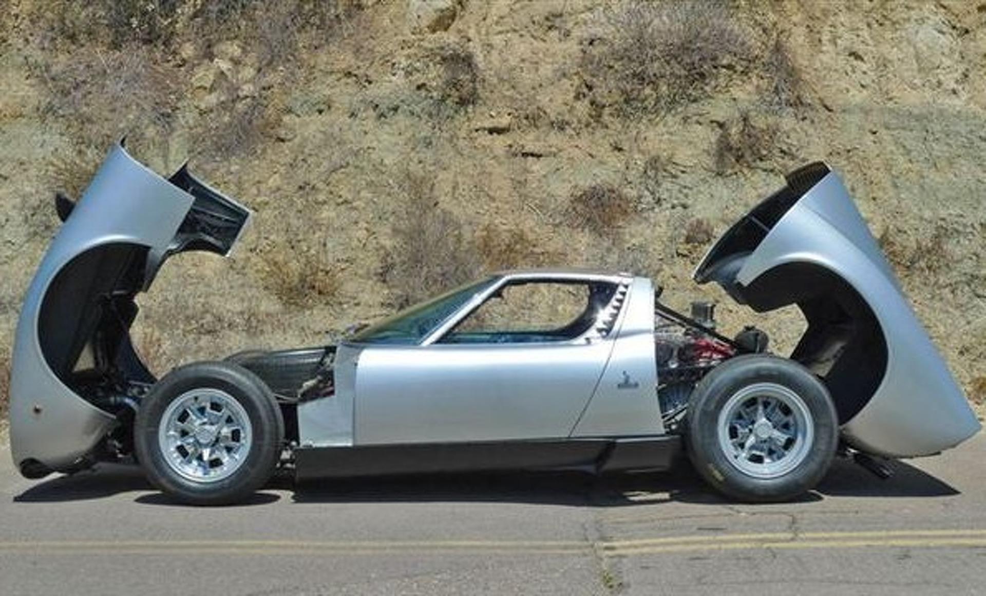 """eBay Car of the Week: """"Ultra-Original"""" 1969 Lamborghini Miura S"""