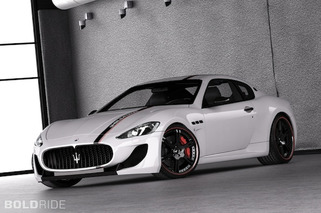 Bold Ride of the Week: Wheelsandmore Maserati MC Stradale Demonoxious