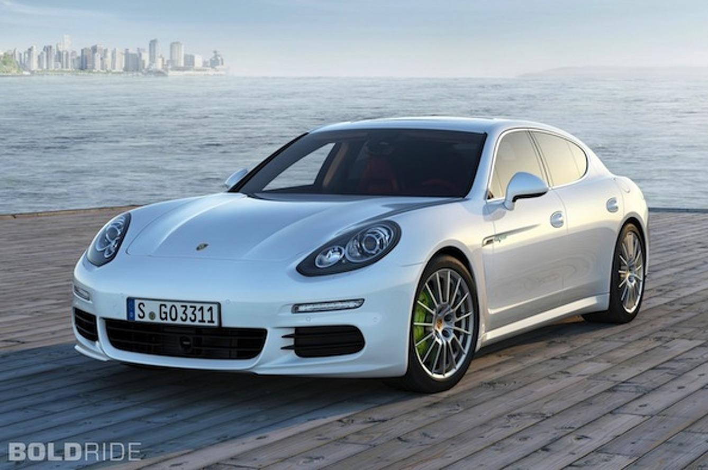 2014 Porsche Panamera S E-Hybrid: 91 MPG, 410 HP