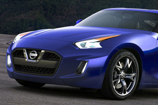 Could This Be the Look of the New Nissan Z Car?