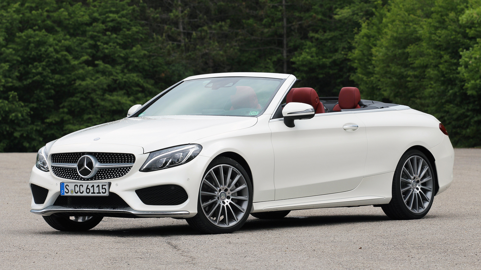 First drive 2017 mercedes benz c300 cabriolet for Mercedes benz cabriolet 2017