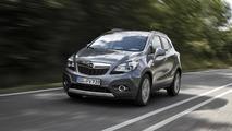 Opel Mokka gains a new entry-level 1.6-liter CDTI diesel engine