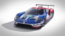 Ford unveils GT racecar for 2016 Le Mans [video]