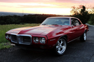 Your Ride: 1969 Pontiac Firebird