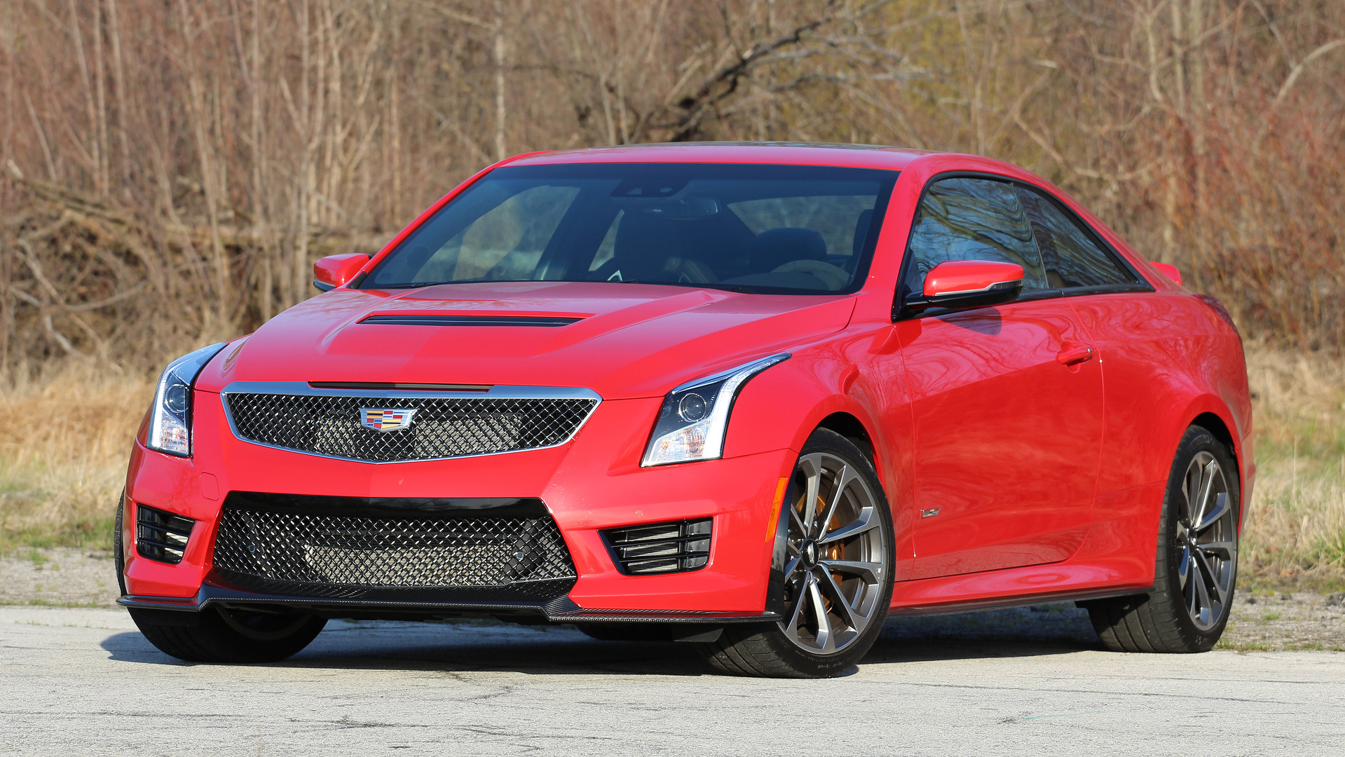 Review: 2016 Cadillac ATS-V Coupe