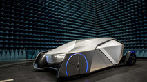 IED Shiwa concept is a futuristic, autonomous EV [video]