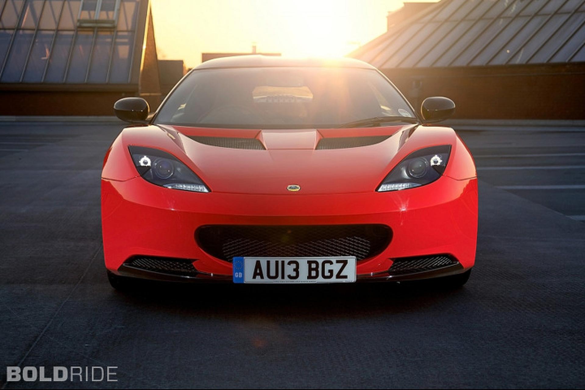 U.K. Sportscar Company Lotus Appoints New CEO