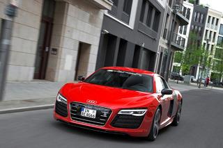 Zap! All-Electric Audi R8 e-tron Coming in 2015