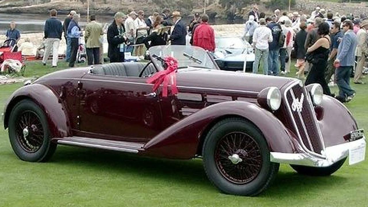 1935 Alfa Romeo 6C 2300 Pescara Spyder