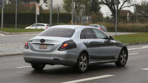 2014 Mercedes-Benz C-Class spy photo 14.11.2013