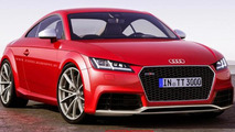 Audi TT RS render shows potential look