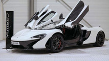 Netherlands dealership offers two McLaren P1s for sale