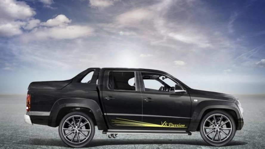 MTM bringing V8-powered Volkswagen Amarok to Geneva