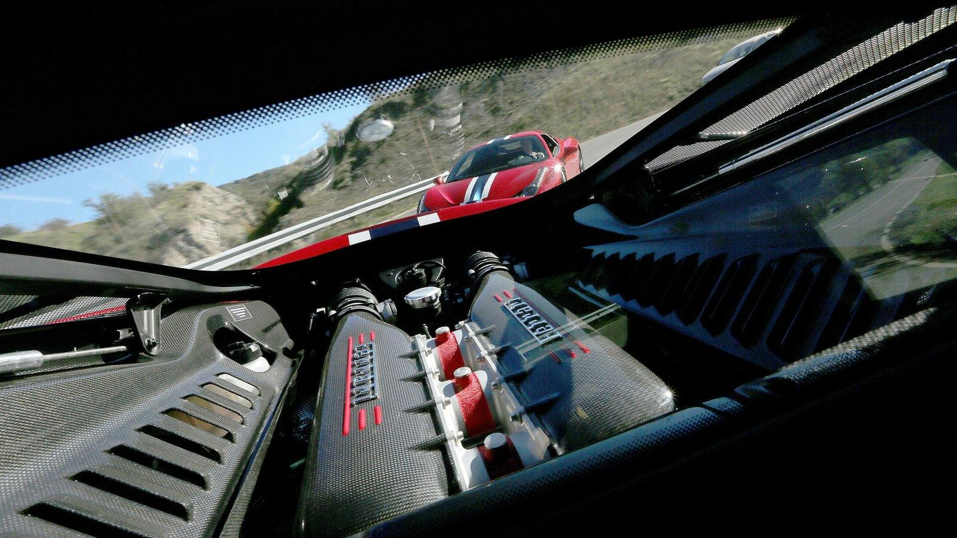 Ferrari 458 Speciale buyers must select more extra equipment or risk losing the order