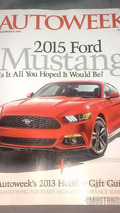 2015 Ford Mustang leaked, promises to weigh 200 lbs less