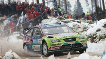 Latvala Writes WRC History in Sweden