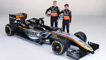 Hulkenberg, Perez prepare for Barcelona test