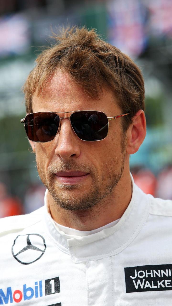 Jenson Button (GBR), 06.07.2014, British Grand Prix, Silverstone / XPB