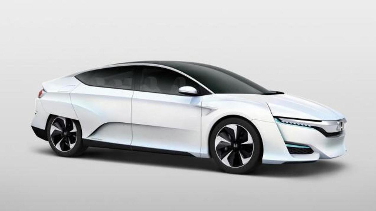 2014 Honda FCV concept