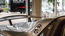 Porsche 918 Spyder owned by Edo Karabegovic