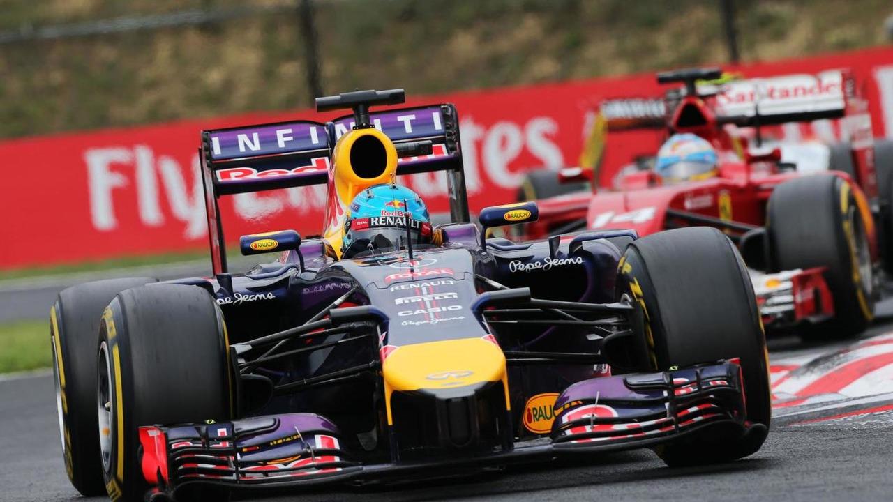 Sebastian Vettel (GER), 27.07.2014, Hungarian Grand Prix, Budapest / XPB
