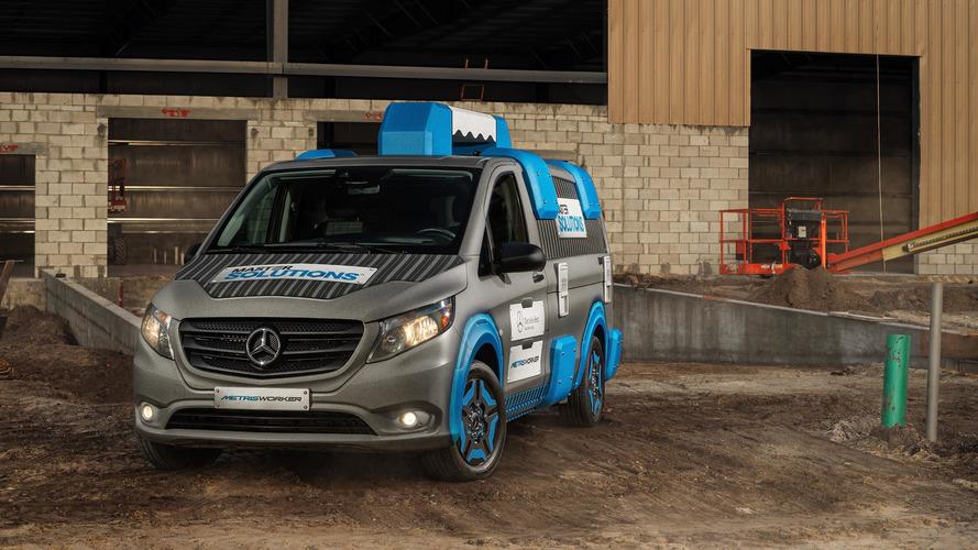 Mercedes-Benz Metris Toolbox Concept