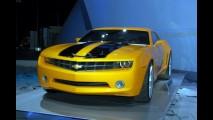 Chevrolet Camaro Bumblebee Concept