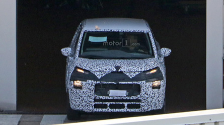 2017 Citroen C3 Picasso shows it's hip to be square