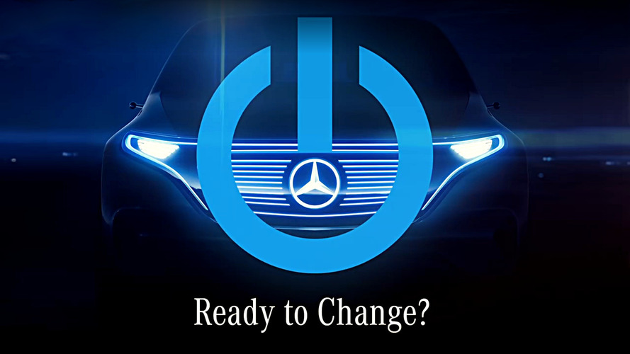 Mercedes-Benz teases Paris-bound EV in colorful video