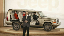 Jeep Commander at NYIAS 2005