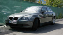 BMW 5 Series testing new inline turbo engine