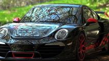 Porsche 911 Attack by Anibal Automotive Design, 960, 05.11.2012