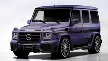 Mercedes-Benz G55 AMG Black Bison by Wald International