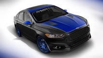 Ford Fusion lineup announced for SEMA