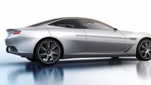Pininfarina Cambiano concept leaked photo 27.2.2012