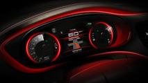 2013 Dodge Dart Interior teaser