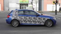 2012 BMW 135i with M-Sport package prototype spy photo
