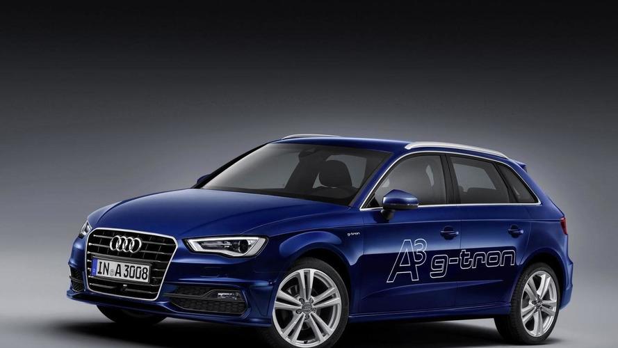 2013 Audi A3 Sportback g-tron confirmed for Geneva debut