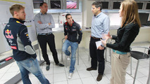 Sebastian Vettel to directly influence future Infiniti models