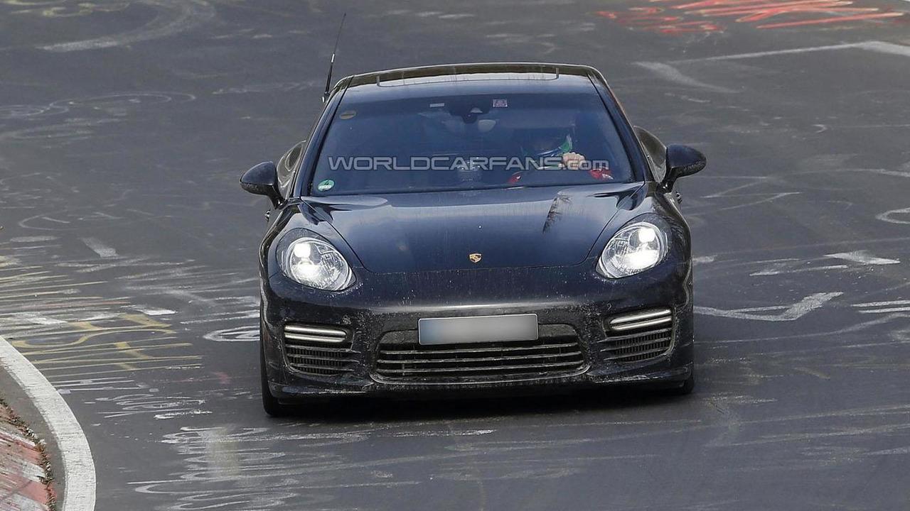 2014 Porsche Panamera 25.3.2013