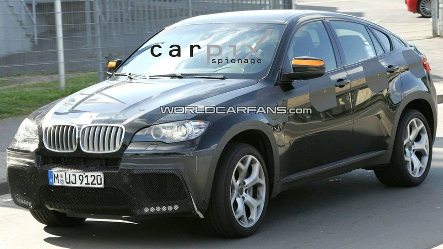 BMW Official Confirms X5 and X6 M-Models are Coming