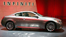 New Infiniti G37 Coupe Officially Revealed